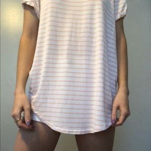 Striped Soft and Sexy Tee